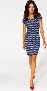 Sukienka Heine z krótkim rękawem
