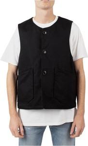 Czarna kamizelka Engineered Garments