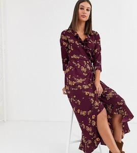 Sukienka Vero Moda Tall z długim rękawem