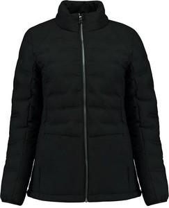 Czarna kurtka Kjelvik w stylu casual