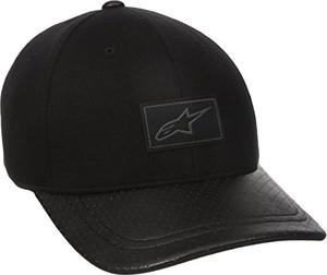 Czarna czapka Alpinestars