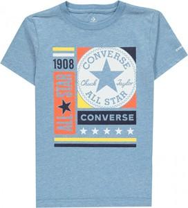 Koszulka dziecięca Converse z krótkim rękawem