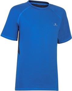 Niebieska koszulka dziecięca Domyos