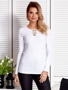 Bluzka Sheandher.pl z bawełny w stylu casual