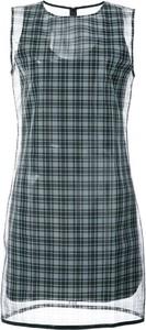 Sukienka Helmut Lang z tkaniny mini bez rękawów