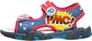 Buty dziecięce letnie Primigi na rzepy dla chłopców