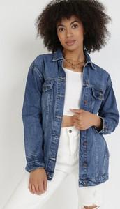 Kurtka born2be z jeansu w stylu casual