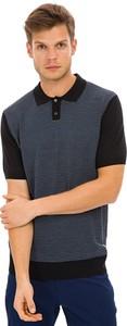 Koszulka polo Galvanni w stylu casual z krótkim rękawem