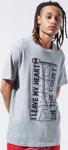 T-shirt Champion z krótkim rękawem z nadrukiem