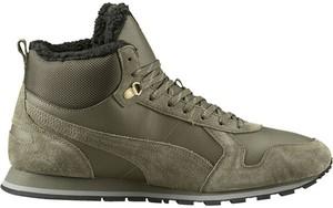 Buty zimowe Puma sznurowane
