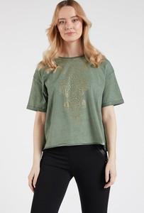 Zielona bluzka Monnari