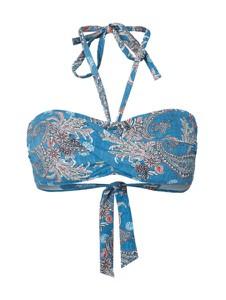 Niebieski strój kąpielowy Esprit w stylu casual