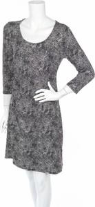 Sukienka Nappies z okrągłym dekoltem z długim rękawem