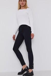 Granatowe jeansy Hugo Boss