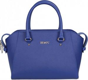 Niebieska torebka Beverly Hills P.c.