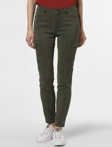 Zielone spodnie comma,