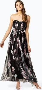 Czarna sukienka Lipsy w stylu boho prosta bez rękawów
