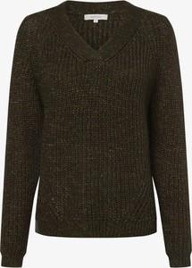 Zielony sweter Apriori z moheru w stylu casual