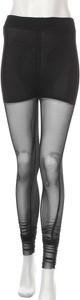 Czarne spodnie Zara Knitwear