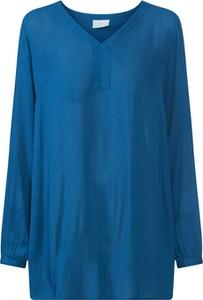 Niebieska bluzka Kaffe