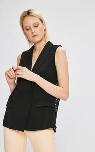 Czarna kamizelka Vero Moda