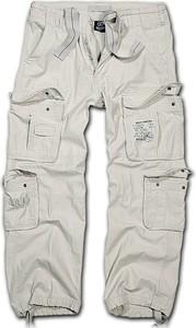 Spodnie Brandit z bawełny