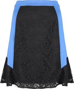 Czarna spódnica Pinko z bawełny