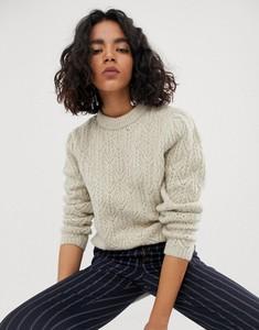 Sweter Asos w stylu casual z dzianiny