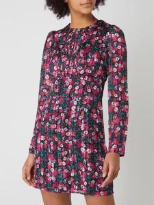 Sukienka Guess z długim rękawem w stylu casual mini