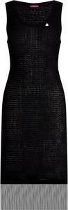 Sukienka Liu-Jo mini bez rękawów z okrągłym dekoltem