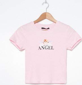 Różowa bluzka House