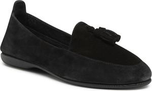 Buty Carinii z płaską podeszwą