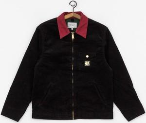 Czarna kurtka Carhartt WIP z bawełny w stylu casual