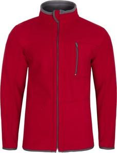 Czerwona bluza Jana z plaru