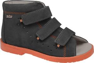 Buty dziecięce letnie DAWID na rzepy