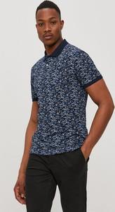 Koszulka polo Tom Tailor w młodzieżowym stylu z krótkim rękawem