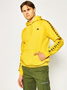 Żółta bluza Kappa