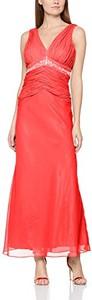 Różowa sukienka Astrapahl