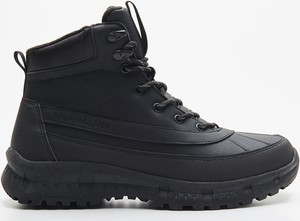 Buty zimowe Cropp sznurowane