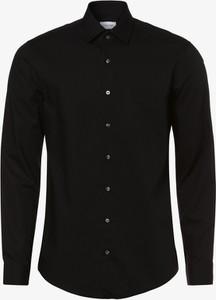Koszula Calvin Klein z klasycznym kołnierzykiem z długim rękawem