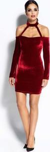 Sukienka Dursi z długim rękawem