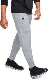 Spodnie Under Armour z bawełny