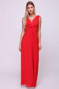 Sukienka Chic & Pretty z dekoltem w kształcie litery v