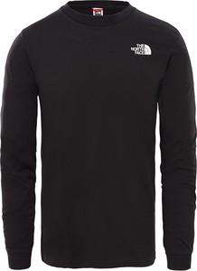 Koszulka z długim rękawem The North Face w sportowym stylu z długim rękawem