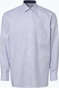 0c4a1b07dfb230 Niebieska koszula Olymp Luxor Comfort Fit z długim rękawem
