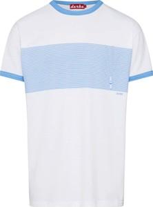 T-shirt Derbe w stylu casual z dżerseju