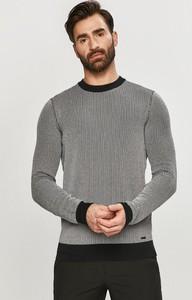 Sweter Hugo Boss w stylu casual z dzianiny