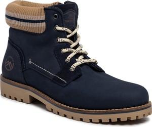 Buty dziecięce zimowe Mayoral sznurowane