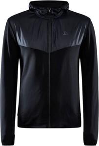 Czarna bluza Craft w sportowym stylu