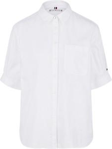 Koszula Tommy Hilfiger z bawełny